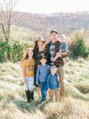 Shear Family Christmas 2020